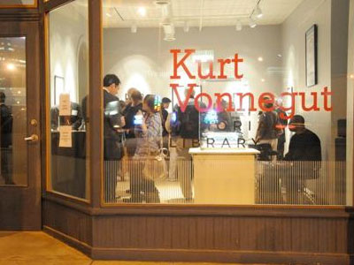 The Kurt Vonnegut Library